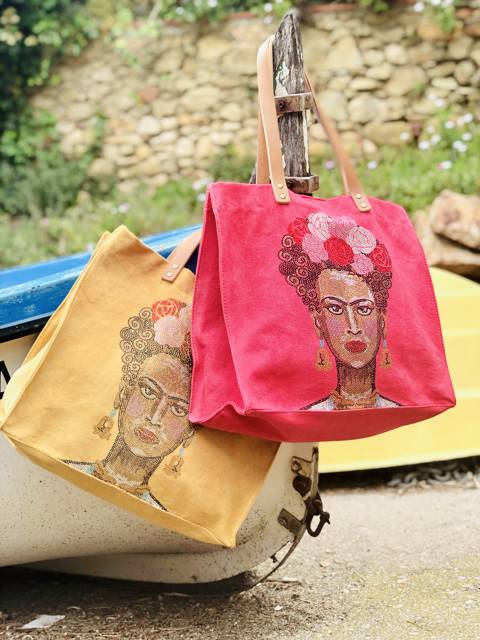 Shopper Frida Kahlo